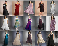 Dress Patterns For Plus Size Women