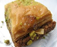 Baklava iin yufka nasl hazrlanr?