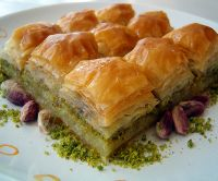 Baklava nasl piirilir?