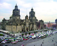 Mexico City'de nereleri gezelim?