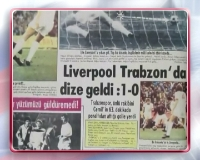 Trabzonspor dnemin en gl takm Liverpool'u nasl yendi?