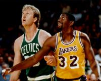 Larry Bird ve Magic Johnson'un NBA tarihindeki önemi nedir?
