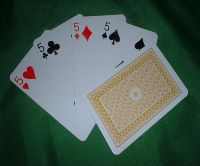 Pokerde 'Four of a Kind' nedir?