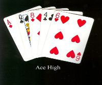 Pokerde 'High Card' nedir?