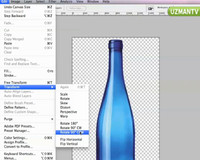 Photoshop'da free transform nedir?